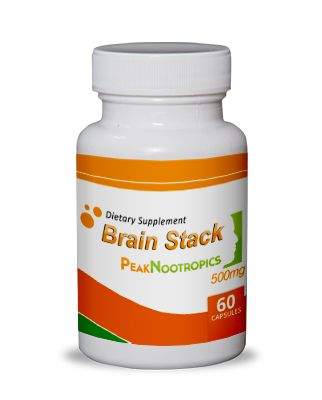 Brain AntiOxidant Stack Bottle